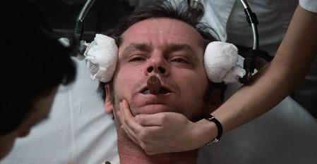 2-Jack Nicholson Qualcuno volò sul nido