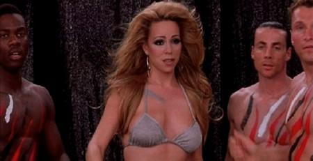 2001 Mariah Carey Glitter