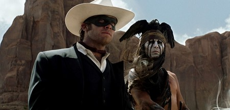 2013 The Lone Ranger