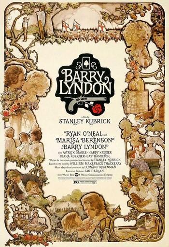 Barry Lindon locandina 2