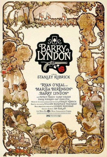 Barry Lindon locandina 2