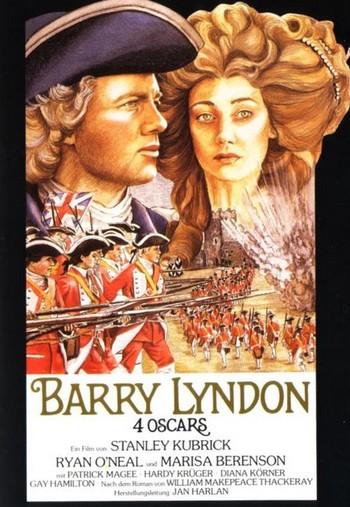 Barry Lindon locandina 3