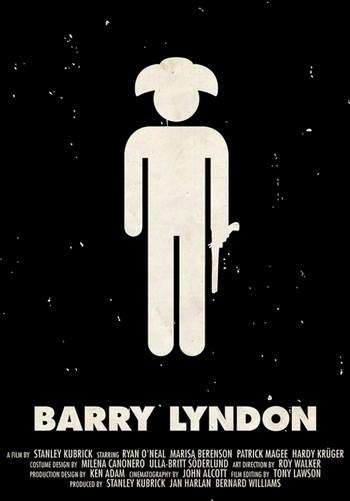 Barry Lindon locandina 5
