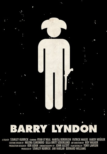 Barry Lindon locandina 5