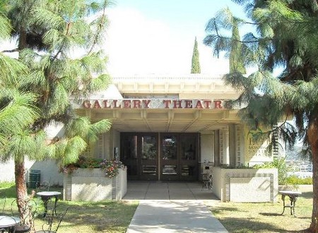 Location Barnsdall Gallery Theatre di Hollywood