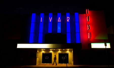 Location Ivar Theatre di Hollywood