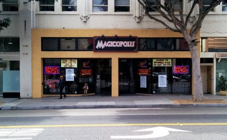 Location Magicopolis di Santa Monica