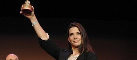 Sandra Bullock Razzie