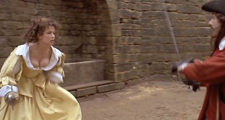 Sophie Marceau Eloise, la figlia di d'Artagnan 1