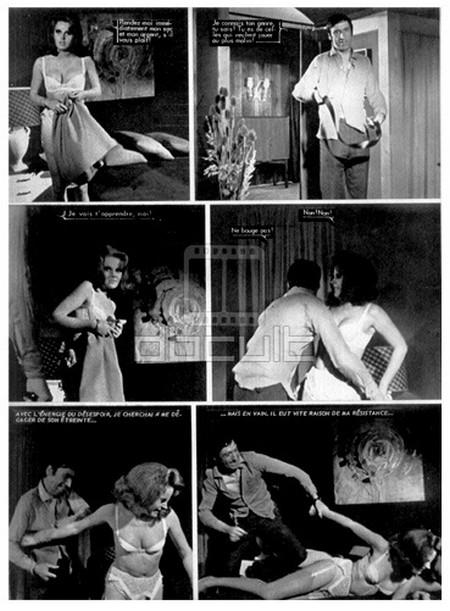 Andrée - l'esasperazione del desiderio nell'amore femminile cineromanzo 4