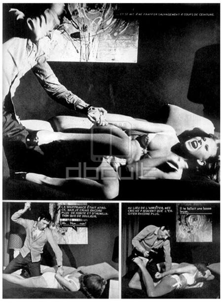 Andrée - l'esasperazione del desiderio nell'amore femminile cineromanzo 5