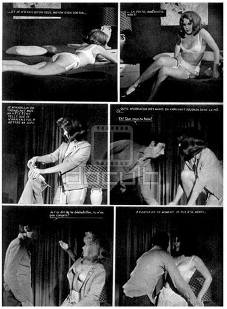 Andrée - l'esasperazione del desiderio nell'amore femminile cineromanzo 7