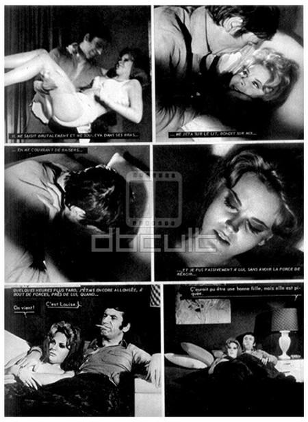 Andrée - l'esasperazione del desiderio nell'amore femminile cineromanzo 8