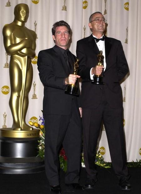 Ethan Van der Ryn e Michael Hopkins Oscar