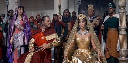 Gina Lollobrigida Salomone e la regina di Saba