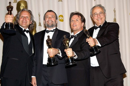 Jim Rygiel, Joe Letteri, Randall William Cook e Alex Funke  Oscar