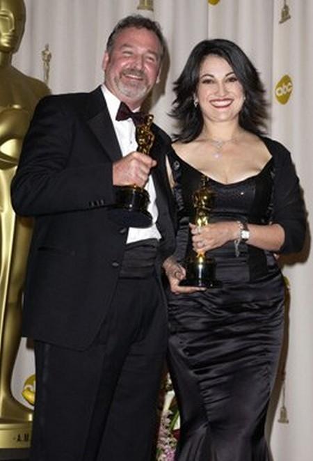 John Jackson e Beatrice De Alba Oscar