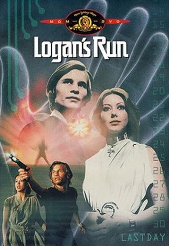 La fuga di Logan locandina 1
