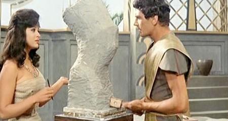 Liana Orfei Nefertiti regina del Nilo