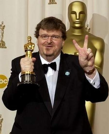 Michael Moore Oscar