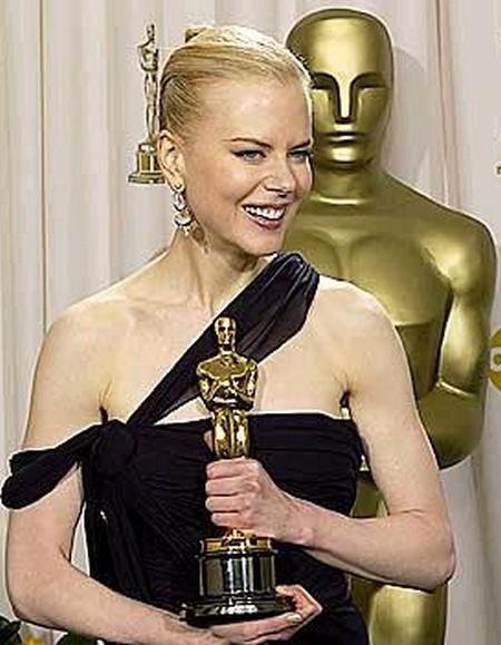 Nicole Kidman Oscar 2