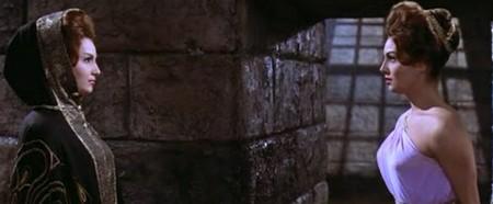Rosanna Schiaffino Teseo contro il minotauro