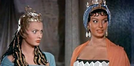 Sofia Loren Due notti con Cleopatra