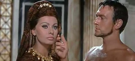 Sofia Loren La caduta dell'impero romano