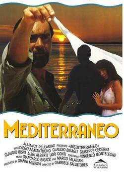 13 Mediterraneo locandina