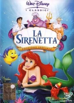 3 La sirenetta locandina