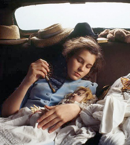 Lara Wendel Photobook 9