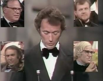 Oscar 1973 Eastwood annuncia miglior film