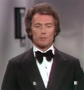 Presentatori Clint Eastwood