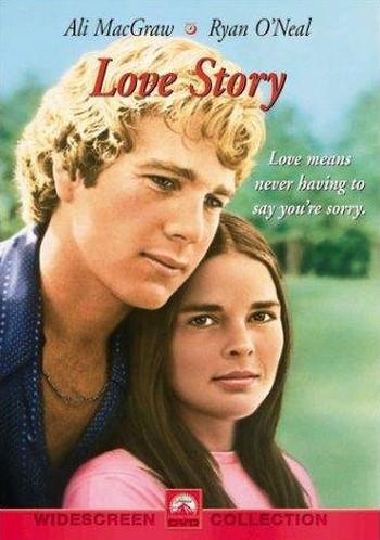 Love story locandina 1