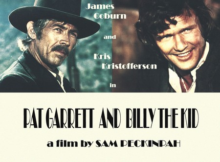 Pat Garrett and Billy Kid FOTO 1