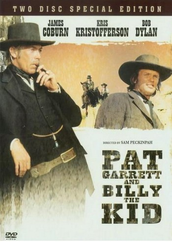 Pat Garrett and Billy Kid locandina 2