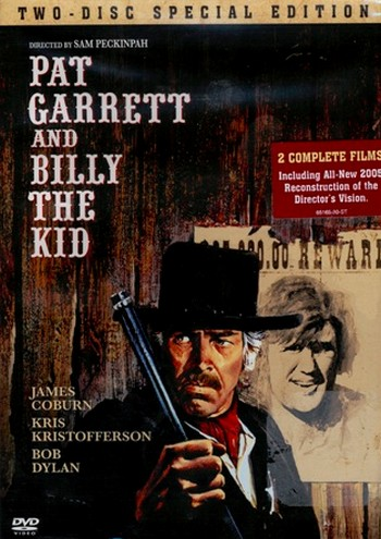 Pat Garrett and Billy Kid locandina 3