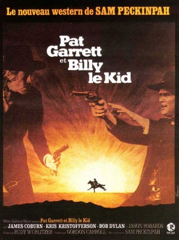 Pat Garrett and Billy Kid locandina 5