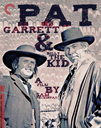 Pat Garrett and Billy Kid locandina 6