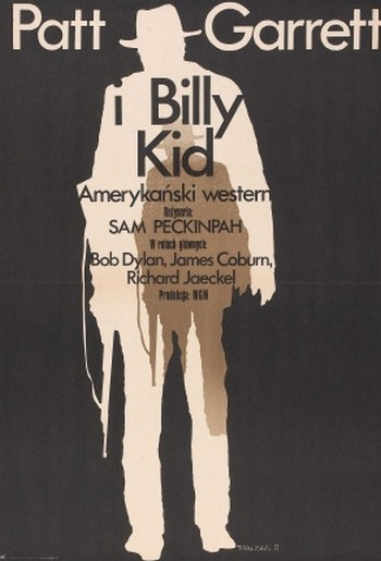 Pat Garrett and Billy Kid locandina 7