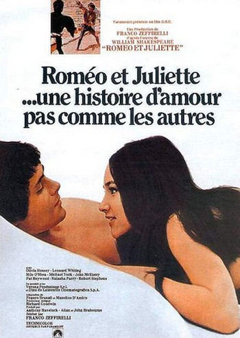 Romeo e Giulietta locandina 1