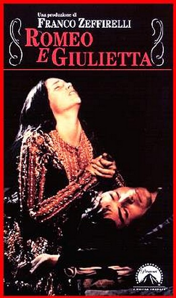 Romeo e Giulietta locandina 2