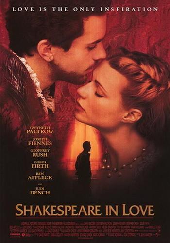 Shakespeare in love locandina 1