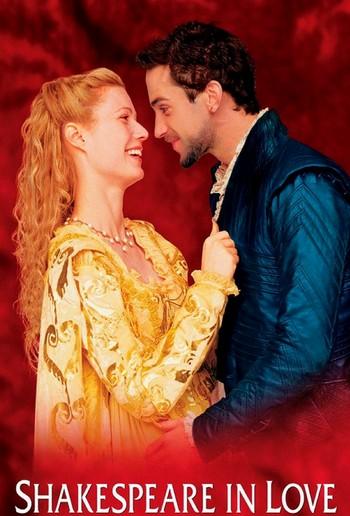 Shakespeare in love locandina 2