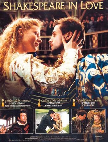 Shakespeare in love locandina 3