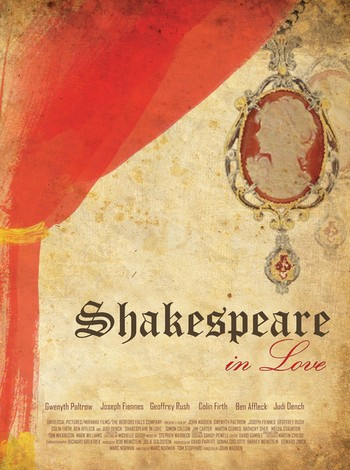 Shakespeare in love locandina 5