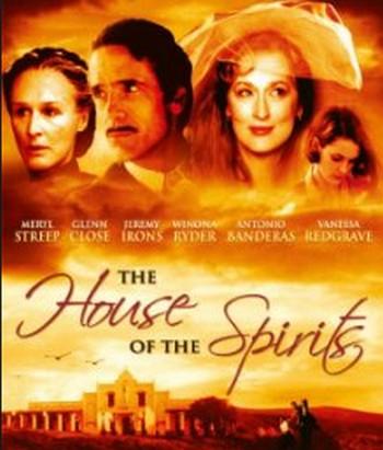 La casa degli spiriti locandina 3