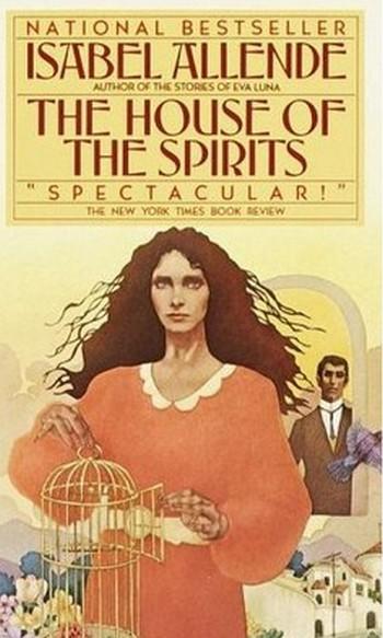 La casa degli spiriti locandina libro 2