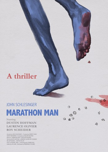 Il maratoneta locandina 10