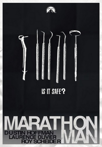 Il maratoneta locandina 6